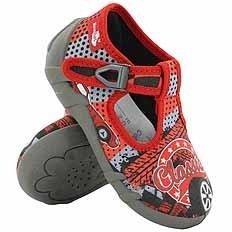 7e9de018 czerwony | RENBUT Sklep obuwie dziecięce profilaktyczne