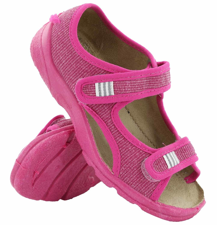 d5ca2bd0 BEFADO - Obuwie dziecięce tekstylne sandały BF-113